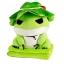 หมอนผ้าห่มกบ Tabikaeru Travel frog thumbnail 3