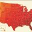 แผนที่อเมริกา Scratch Map thumbnail 2