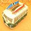 กล่องกระดาษทิชชูรถโฟล์คสวาเกน thumbnail 5