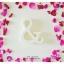 Shredded Wheat - สัญลักษณ์ & (Ampersand) ตั้งโต๊ะ งานไม้สัก โทนสีครีม thumbnail 1