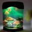 โคมไฟตู้แมงกะพรุนเรืองแสง Jellyfish Mood Lamp thumbnail 3