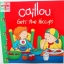 """หนังสือนิทานคายู """"คายูสะอึก"""" / Caillou : Gets the Hiccups!"""