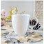 White Ceramic Mug แก้วเซรามิค สีขาว thumbnail 2