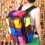 กระเป๋าเป้สะพายหลากสีสัน thumbnail 1