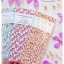 Floral Pattern Paper Straws หลอดกระดาษ ใช้สำหรับดื่มน้ำ thumbnail 14