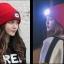 หมวกติดไฟ LED thumbnail 4