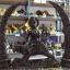 งาช้างคู่หล่อจากแร่เหล็กน้ำพี้ thumbnail 11