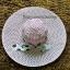หมวกเที่ยวทะเล หมวกปีกกว้าง หมวกสานโทนชมพู แต่งโบว์ลายเก๋ๆ thumbnail 2