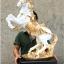 รูปปั้นม้าขนาดความสูง 68 cm thumbnail 1