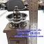 ที่บดกาแฟมือหมุน ขนาดเล็ก รหัสสินค้า 005-DE-8521, Simple Antique Style Manual Conical Ceramic Burr Wooden Coffee Bean Grinder with Drawer thumbnail 3