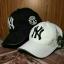 หมวก NY ผ้าหนา อย่างดี ใส่สบาย เกรดพรีเมี่ยม (พร้อมส่งสีขาว/ดำ) ระบุสีที่สั่งมาด้วยนะค่ะ thumbnail 2