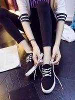 รองเท้าผ้าใบผู้หญิง ราคาถูก พร้อมส่ง อยากเป็นสาวเท่โดยไม่ต...