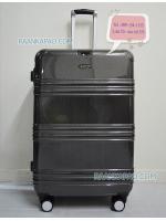 กระเป๋าเดินทางแบรนด์แท้ ยี่ห้อไฮโปโล ขนาด 28 นิ้ว สีดำใบใหญ่จุของได้เยอะ