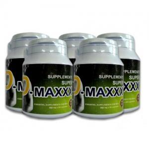 อาหารเสริมชาย SUPER D MAXXX ซุปเปอร์ ดี แม็กซ์ เพิ่มขนาด ใหญ่ ทน นาน 1 กระปุกมี60 เม็ด