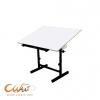 โต๊ะเขียนแบบ Mastex รุ่น 101-F (กว้าง80 x ยาว120 x สูง98ซม.) ***ราคาเฉพาะโต๊ะ ไม่รวมไม้ทีสไลด์