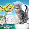 ชุดฝึกแมวนั่งถ่ายบนโถส้วม CitiKitty