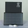 พาวเวอร์แบงค์ โซล่าเซลล์,แบตสำรอง โซลาเซลล์(solar cell),powerbank 30000mah ของแท้ 100%