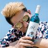ไวน์สีน้ำเงิน Gik ไวน์