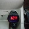 เครื่องวัดกระแสไฟฟ้าแบตเตอรี่รถยนต์