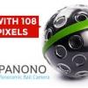 ลูกบอลกล้อง Panono