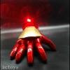 ถุงมือไอรอนแมน IRON MAN