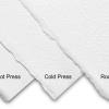 Arches Watercolour Paper cotton100% 56x76cm 300g (กระดาษสีน้ำ'อาเช่') *** โปรซื้อ 2แผ่น แถม 1แผ่น เฉพาะกึ่งหยาบ ***