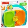 Fisher-Price Mealtime On-the-Go Set, BPA-Free ชุดกล่องอาหารพกพา สำหรับ 6 เดือนขึ้นไป