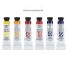 """ชุดสีน้ำ Daniel Smith """"Essentials"""" 5ml x 6สี (สีพื้นฐาน)"""