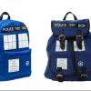 กระเป๋าเป้สะพายดอกเตอร์ฮู Doctor Who Police Box