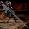 ปืนไรเฟิล Barrett M98B ยิงลูกกระสุนน้ำ