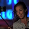 ไม้เซลฟี่มีไฟติดพัดลม Automated Selfie Stick