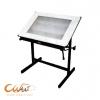 โต๊ะดราฟไฟ Mastex รุ่น L-402 (ขนาดA1) ***ราคาเฉพาะโต๊ะ ไม่รวมไม้ทีสไลด์