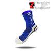 ถุงเท้ากันลื่น แบบสั้น สีน้ำเงิน (ตัวท๊อป)