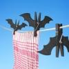ไม้หนีบผ้าแบทแมน batpegs