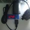 ที่วัดแรงดันไฟฟ้าและกระแสไฟจากพอร์ต USB