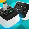อุปกรณ์ USB HUB&Card Reader
