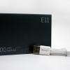 พาวเวอร์แบงค์ Eloop E11,แบตสำรอง Eloop E11,powerbank 11000mah (สีดำ) ของแท้ 100%