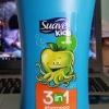Suave Kids Apple 3 in 1 Shampoo Conditioner and Body Wash, 28 fl oz
