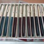 มีดปากกา เหล็กน้ำพี้ ยาว 6 ซ.ม.(เฉพาะใบมีด)