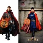 ชุดพรีเมียม ดร.สเตรนจ์ ฮีโร่พลังเวทย์ - Doctor Strange