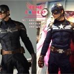 ชุดพรีเมียม กัปตันอเมริกา - Captain America