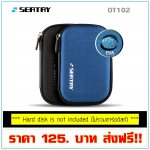 SEATAY OT102 Portable 2.5 inch Hard Disk Drive Bag Pouch Storage Case