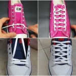 7 วิธีผูกเชือกรองเท้าเท่ ๆ อัพเลเวลความเฟี้ยวให้ผ้าใบแฟชั่นคู่โปรด