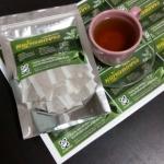 ชาหญ้าดอกขาว แพ้ค 100 ซอง