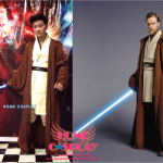 ชุดอัศวินเจได โอบีวัน เคโนบี Jedi Obi Wan Kenobi - Star Wars