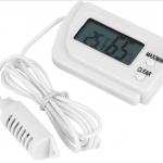 เครื่องวัดอุณหูมิ และ ความชื้น ระบบดิจิตอล (SayRep Digital Thermo-Hygrometers)