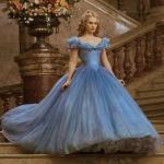 ชุดเจ้าหญิงซินเดอเรลล่า 2015 Cinderella 2015