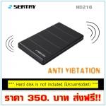 "SEATAY HD216 USB 3.0 External 2.5"" SATA HDD Hard Drive Anti Vibration Enclosure"