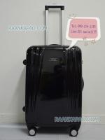 กระเป๋าเดินทาง ไซส์ 24 นิ้ว แบรนด์ Hipolo ของแท้ รุ่น 13012 สีดำ