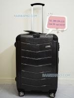 กระเป๋าเดินทาง Ricardo (ริคาร์โด้) ไซส์ 25 นิ้ว รุ่น Rodeo Drive สีดำ Kevlar